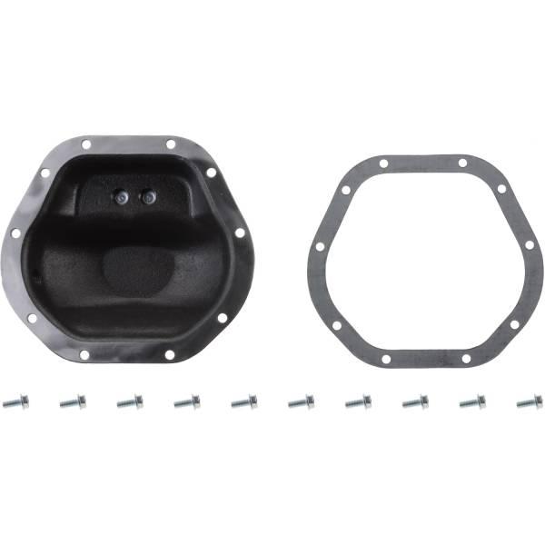 Spicer - Nodular Iron Differential Cover - Gray  - Dana 44