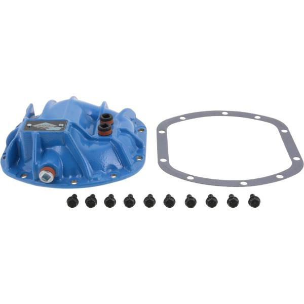 Spicer - Dana Blue Differential Cover; Dana 30 Front