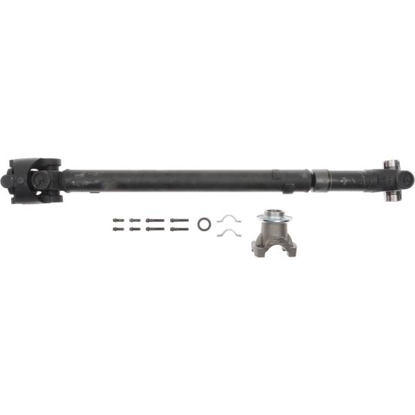 Spicer - Driveshaft Assembly Kit - Jeep Wrangler JL and Gladiator JT UD60 Front - 1350 Series with T-Case Yoke