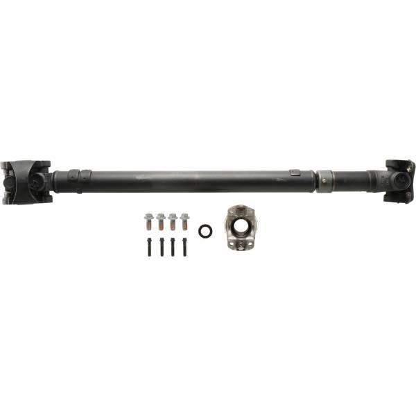 Spicer - Driveshaft Assembly Kit - Jeep Wrangler JK UD60 Front - 1350 Series with T-Case Yoke