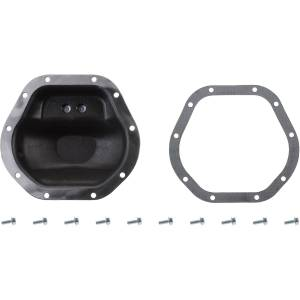 Nodular Iron Differential Cover - Gray  - Dana 44