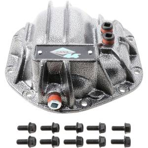 Spicer - Nodular Iron Differential Cover - Gray  - Dana 44 - Image 3