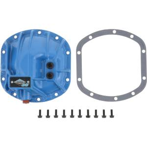 Spicer - Dana Blue Differential Cover; Dana 30 Front - Image 2
