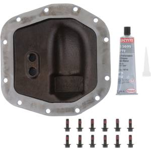 Spicer - Blue Differential Cover Kit JL Dana 30 Front - Image 2