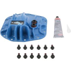 Spicer - Blue Differential Cover Kit JL Dana 30 Front - Image 3