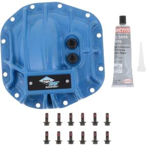 Blue Differential Cover Kit JL Dana 35 AdvanTEK rear