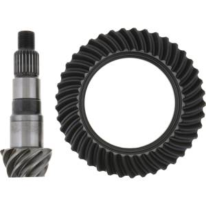 DIFFERENTIAL RING AND PINION - DANA 30 Front 4.56 RATIO